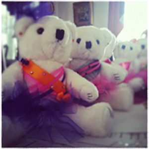 TuTu Teddy Bears